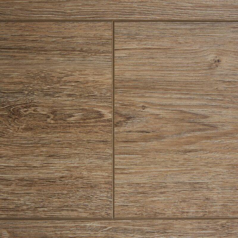 Klik-PVC Landelijk Bruin Eiken (118)