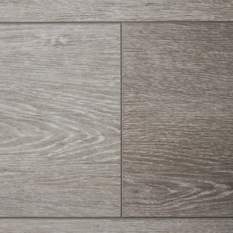 Klik-PVC Geborsteld Grijs Eiken (121)