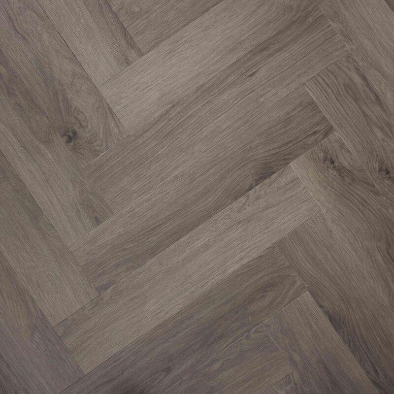 Antraciet Eiken PVC-visgraatvloer (146)