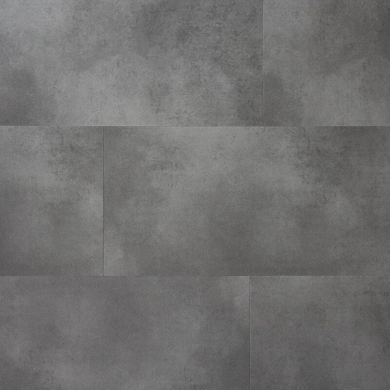 Klik-PVC Betonlook Tegel (154)