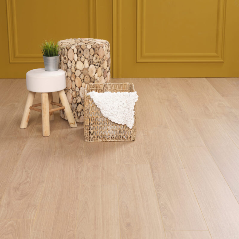 Kronotex Exquisit Waveless Oak Nature