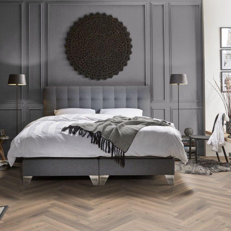 Tapijt in de slaapkamer is lekker warm en zacht aan de voeten. Bovendien bestaat er een breed aanbod aan tapijt. Bekijk ons aanbod vloerbedekking!