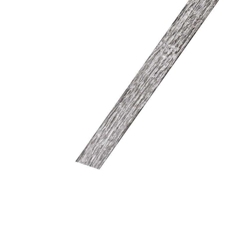 Geborsteld grijs eiken | PVC