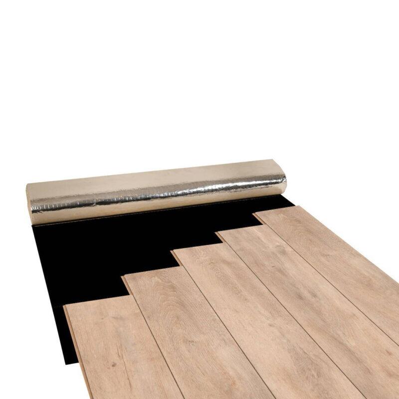 ondervloeren laminaat pvc houten vloeren