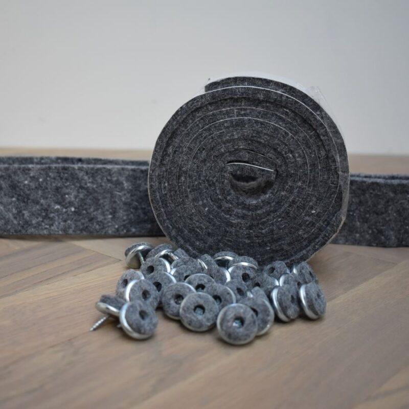 Onderhoudsset houten vloer