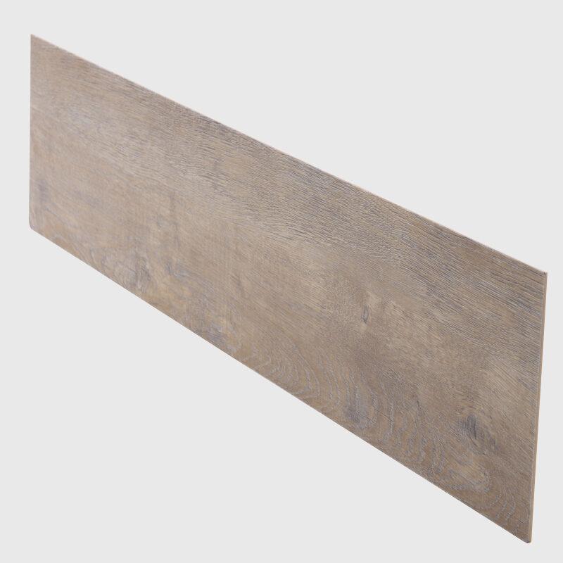 PVC Traprenovatie Stootbord Geborsteld Bruin Eiken