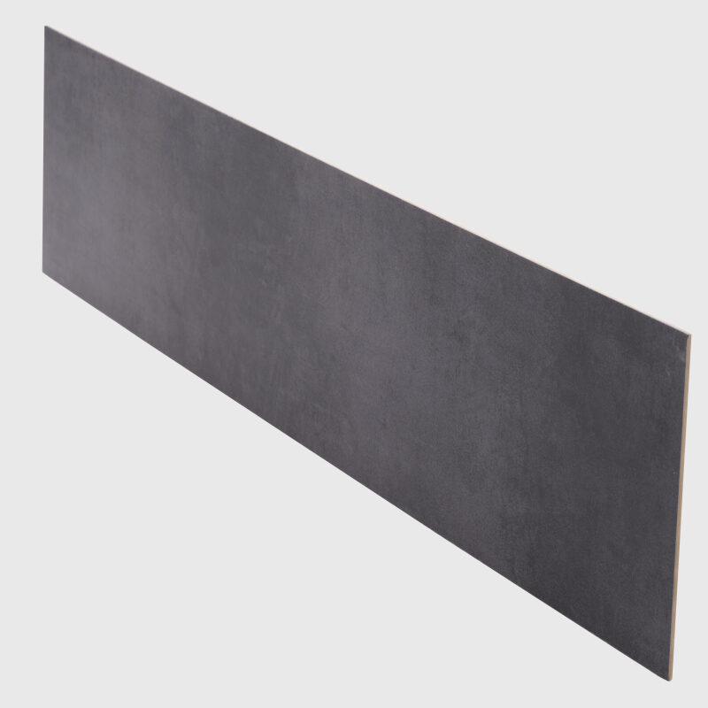 PVC Traprenovatie Stootbord Antraciet Steen
