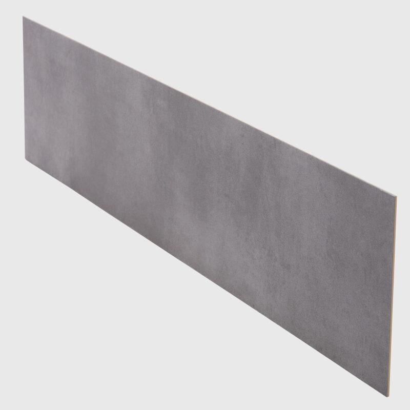 PVC Traprenovatie Stootbord Betonlook Grijs